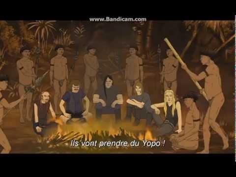 Dethklok Bloodlines anime version