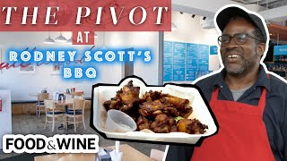 Award-Winning BBQ Restaurant Turns To Curbside Delivery During The Pandemic | The Pivot