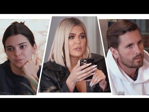 KUWTK: Kendall Jenner Blames Kourtney Kardashian's Issues on THIS