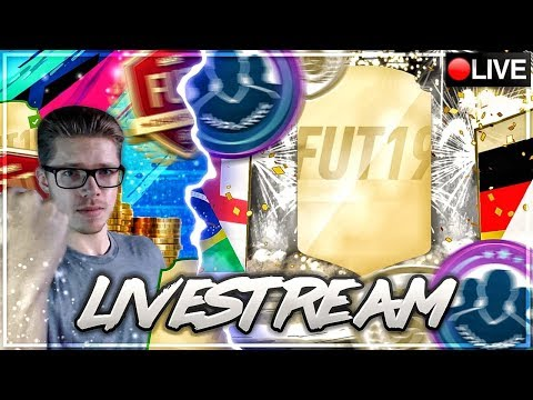 FIFA 19:🏆😍5h FUTmas Investments/ SBC und ABO Matches 😍 🏆FIFA ULTIMATE TEAM DEUTSCH