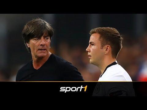 Neuer, Götze, Wagner: Joachim Löw erklärt seinen WM-Kader | SPORT1