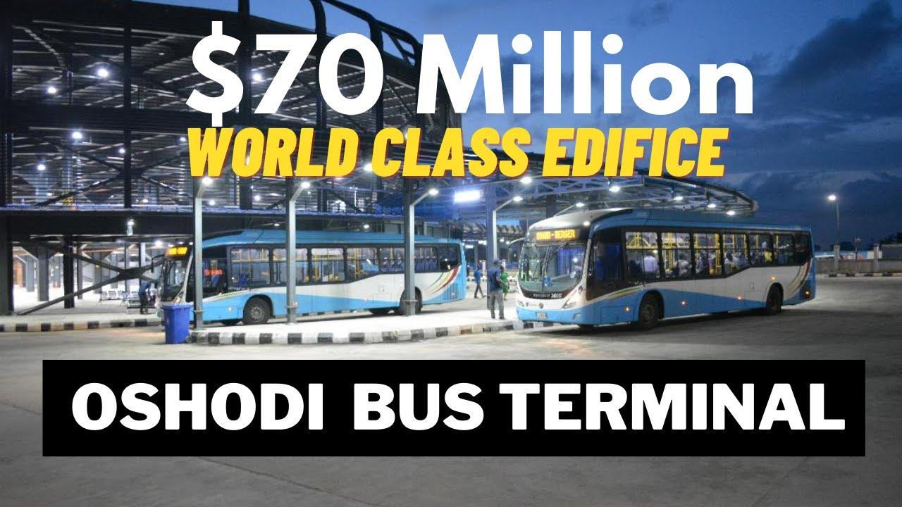 Download THE $70 MILLION OSHODI BUS TERMINAL IN LAGOS, NIGERIA