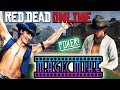 MAGIC MIKE PLAYS STRIP POKER! - Red Dead Online Funny Moments