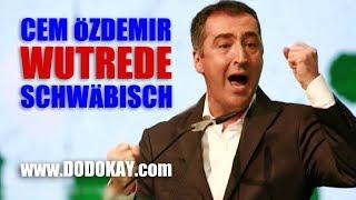 dodokay - Cem Özdemir Wutrede über Mülltrennung - Schwäbisch