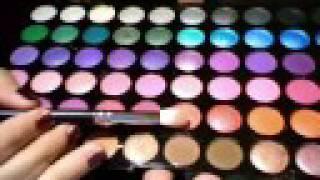Arab sunset makeup Thumbnail