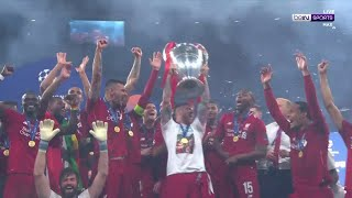 UCL Moment: Henderson lifts Liverpool's sixth European trophy