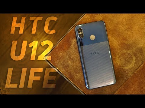 HTC U12 Life Hands-on: Last Chance At Life