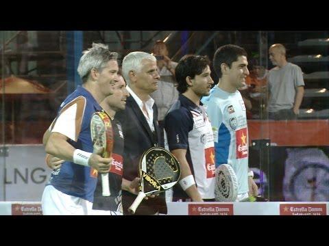 Semifinal Buenos Aires International Open. Lamperti - Grabiel vs Sanyo - Maxi (23-11-2013)