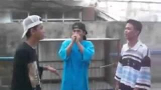 Repeat youtube video Freestyle rap - Olongapo