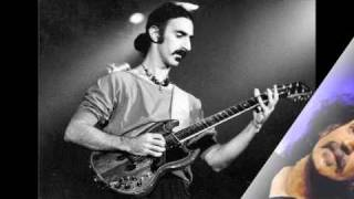 "FRANK ZAPPA ""Ship arriving too late to save a drowning witch"""