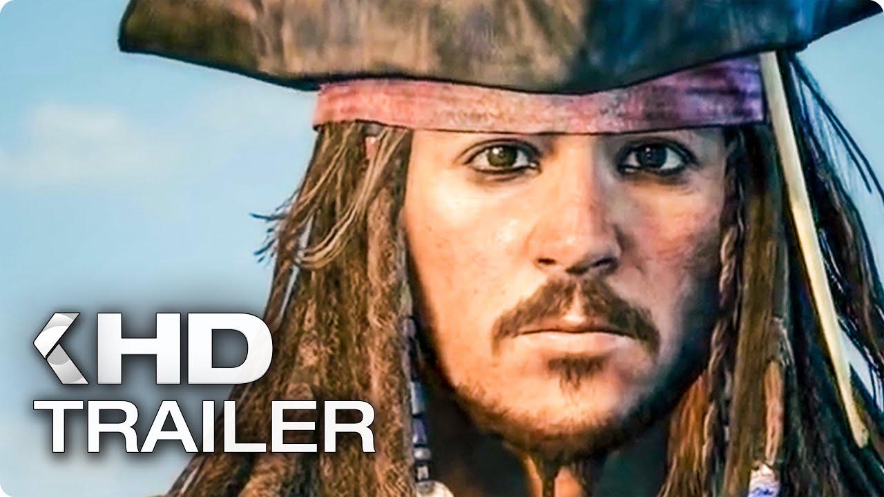 KINGDOM HEARTS 3 Fluch der Karibik Trailer (E3 2018)