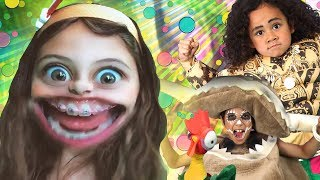 Moana Finger Family REMIX | The WigglePop Show
