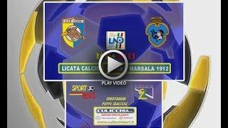 PARTITA INTERA LICATA CALCIO -  MARSALA 1912-  0 - 0