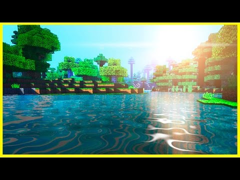 Minecraft PE - TOP 3 BEST SHADERS Texture Packs - iOS / Android