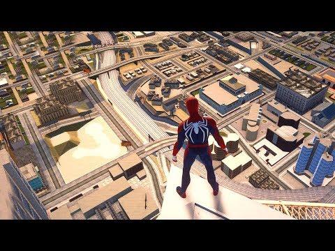 Новый SpiderMan для GTA San Andreas +(Ссылка Скачать)