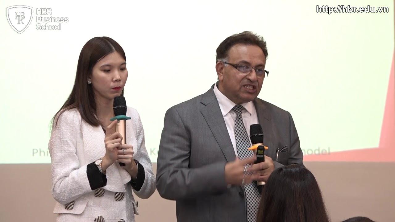 Khóa học CEO tại Hà Nội, HCM – Tư duy chinh phục mọi khách hàng