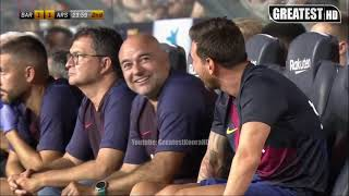 Barcelona vs Arsenal 2-1 - Highlights & Goals Resumen & Goles 2019 HD