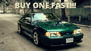 Top 10 Reasons to Buy A Foxbody Mustang 5.0 NOW!