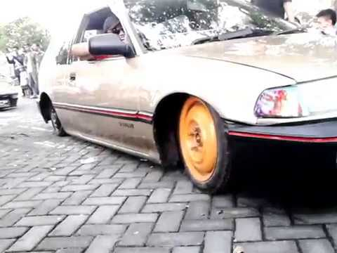 Loud and Low stance drop radikal Honda nouva - limbo
