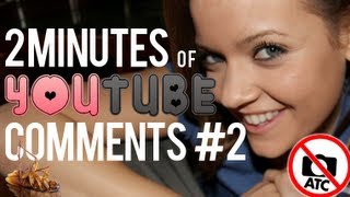 2 MINUTES OF YOUTUBE COMMENTS #2 - XXX Hot Teen Bricolage e Scarafaggi