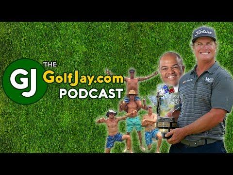 Young Guns on Spring Break & Tirico leaves ESPN .::. GolfJay.com Podcast 4/25/16