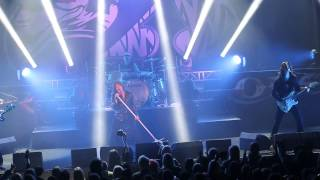 Europe stormwind wings over sweden live @ idun umeå 2014 hd