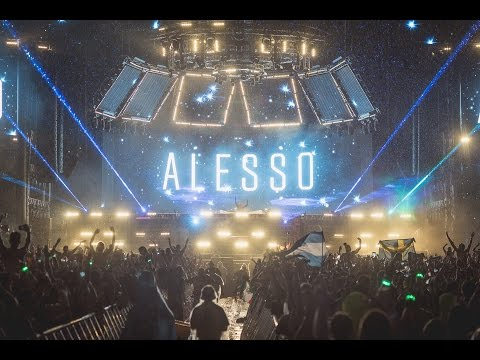 Alesso Ultra Music Festival Miami 2015 [FULL SET]