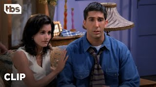 Friends: Ross reveals his Ex-Wife Carol is Pregnant (Season 1 Clip) | TBS