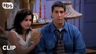 Friends: Ross reveals his Ex-Wife Carol is Pregnant (Season 1 Clip) | TBS