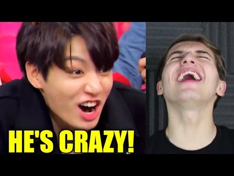 BTS An Unhelpful Guide to Jungkook Reaction (BTS Kookie)
