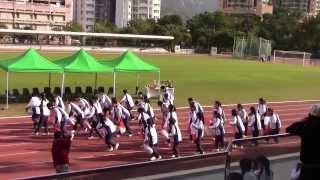 13-14年度馬錦明慈善基金馬可賓紀念中學 ~ 第十七屆陸運