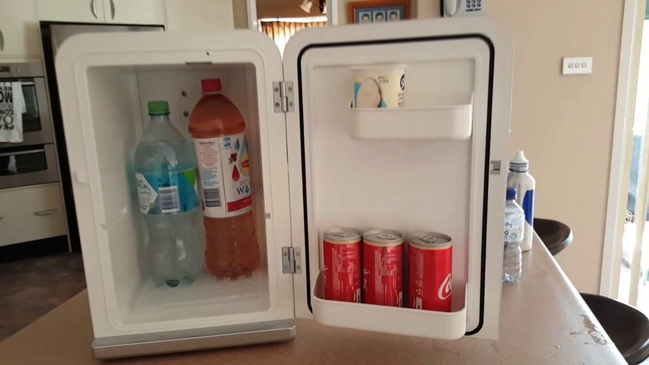 Product review: Dometic MF15, 14 Litre MyFridge Mini Refrigerator/Cooler