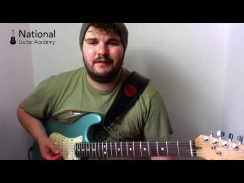 How To Play Faster Using Alternate Picking