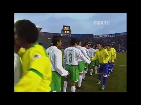 U-17 World Cup FINAL: Mexico vs Brazil, Peru 2005