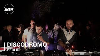Discodromo Boiler Room Berlin DJ Set