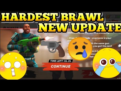 NEW BRAWL/OUTLET ARMS RACE GUNS OF BOOM GAMEPLAY