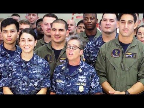 Fleet Whitman's Pacific Fleet Holiday Message (2015)