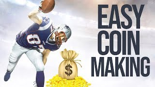 Madden 18 Ultimate Team BEST Coin Making Method! 100k+ An Hour..