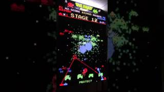 Space Invaders Frenzy @ Funspot
