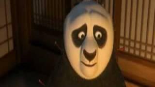Ты неуклюжая жирная панда