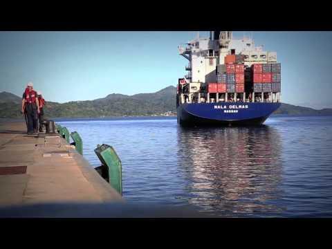 Mayotte Channel Gateway project Long presentation