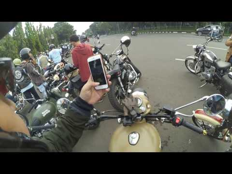 Indonesia Royal Enfield One Ride 2017 - Part 4