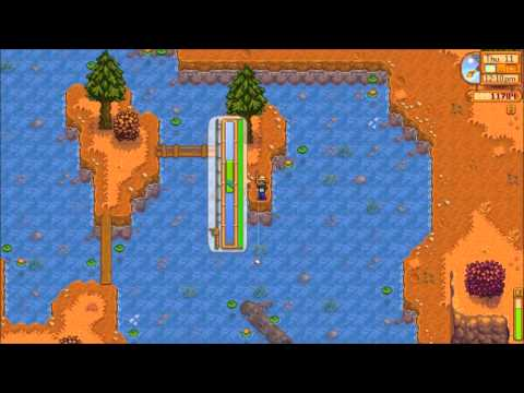 Fishing:Stardew Valley Tips and Tricks
