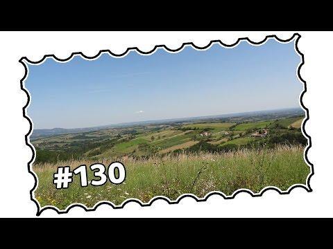 #130 - Serbia, Aranđelovac tour #1 - From Mt  Kosmaj to Aranđelovac (08/2014)
