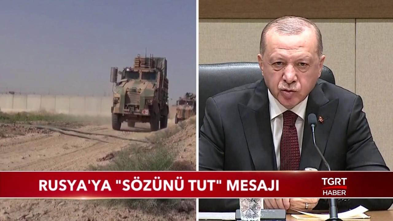 Cumhurbaşkanı Erdoğan'dan İdlib Saldırı Açıklaması