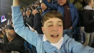 city fan gutted after VAR rules out Sterling goal