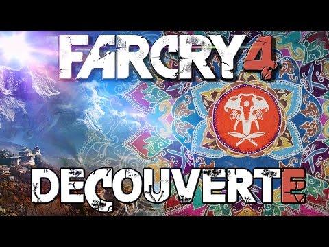 Découverte Far Cry 4 !!
