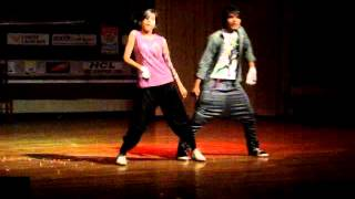 D-mad TAUSIF duet hip hop , romantic song of bollywood style