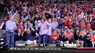 Virginia vs. Syracuse, 2014 (basketball)