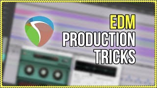 EDM Production Tricks In REAPER - Intense Buildups and Formant Shifting